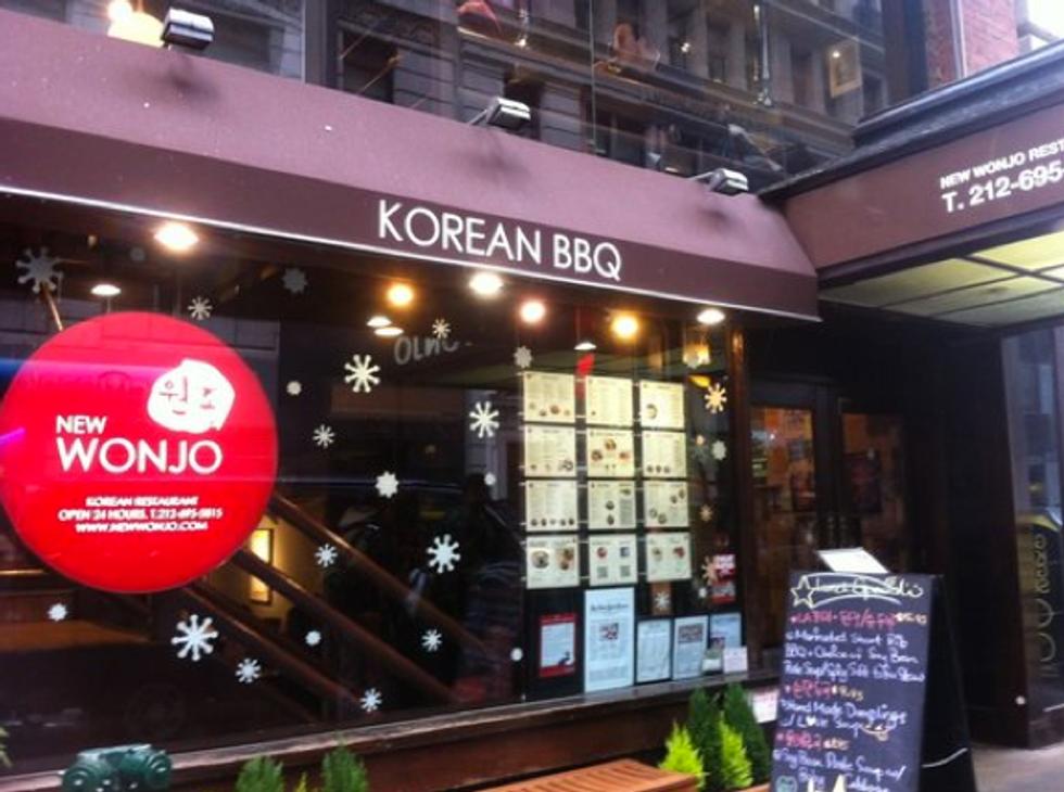 Atera's Matthew Lightner Raves About Wonjo's 24-Hour Korean BBQ