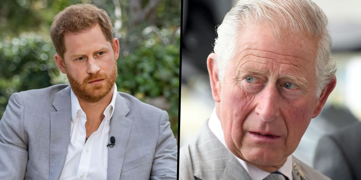 Prince Harry Says Prince Charles Stopped Taking His Calls After Quitting Royal Life