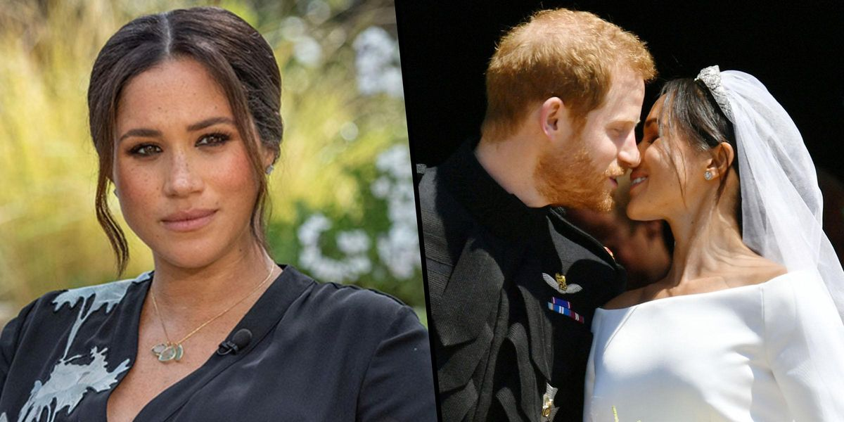 Meghan Markle Reveals She and Harry Didn't Actually Get Married on Their Wedding Day