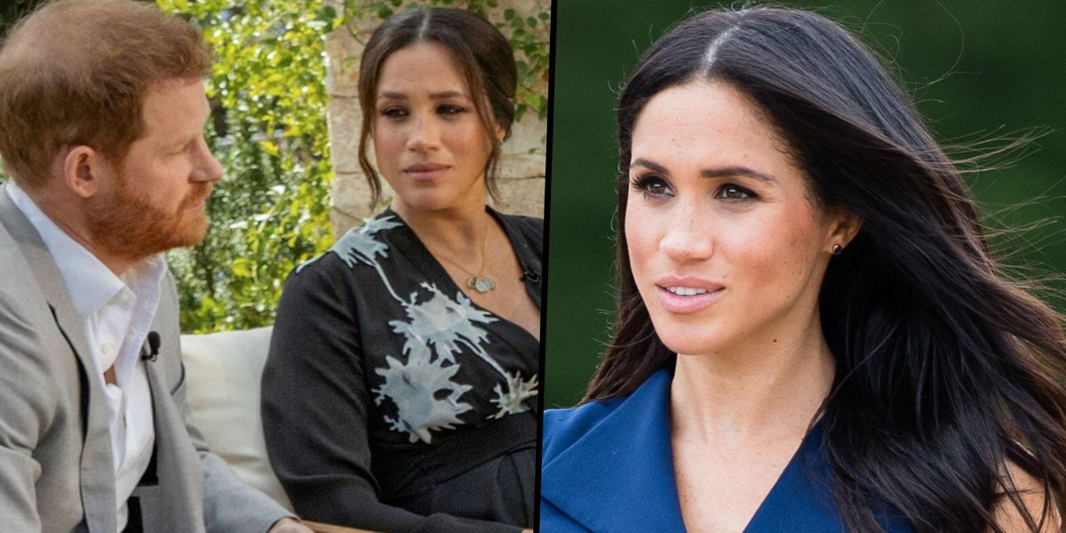 Meghan Markle Says Prince Harry Saved Her Life After She Was Left Suicidal