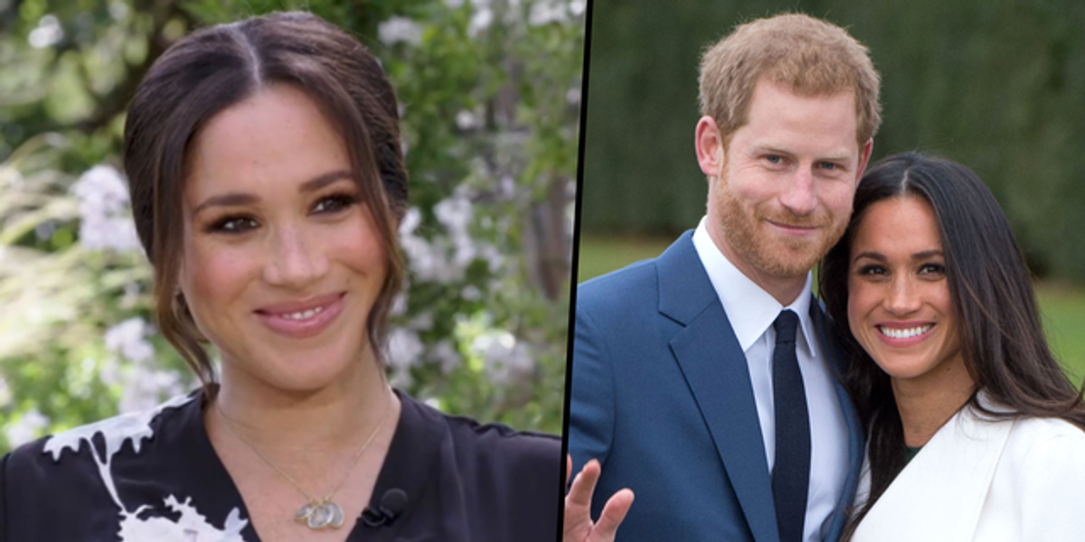 Meghan Markle and Prince Harry Reveal They're Having a Baby Girl