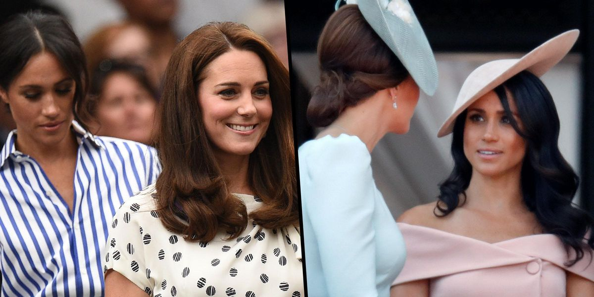 Meghan Markle Claims Kate Middleton Made Her Cry, But She's Forgiven Her