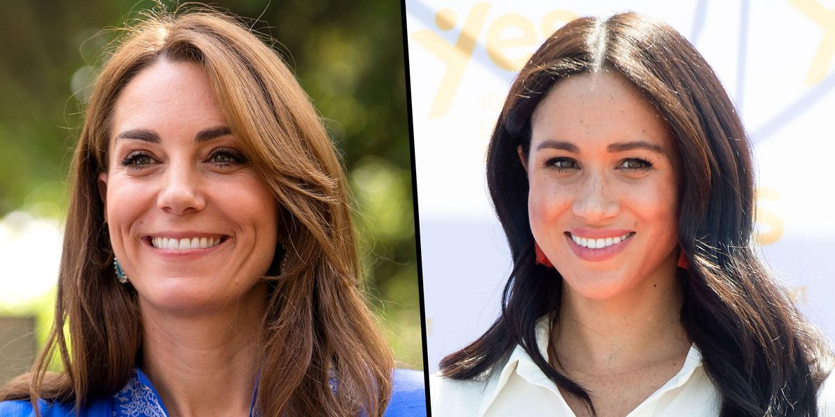 People Are Comparing British Headlines About Meghan Markle and Kate Middleton and Twitter Is Furious