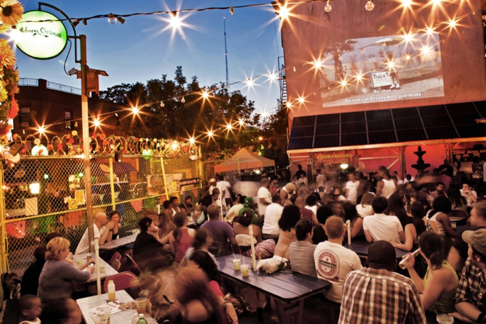 NYC's Best Outdoor Movie Screenings