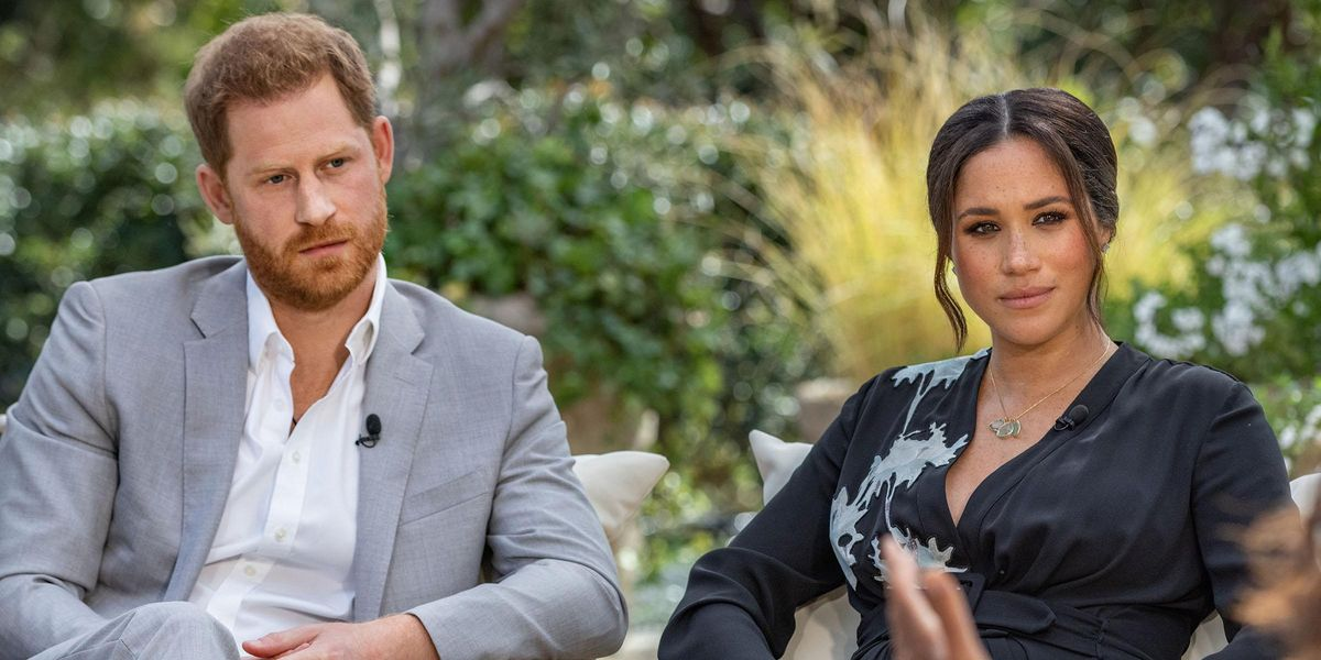 The Biggest Bombshells Meghan Markle and Prince Harry Dropped During Oprah Interview