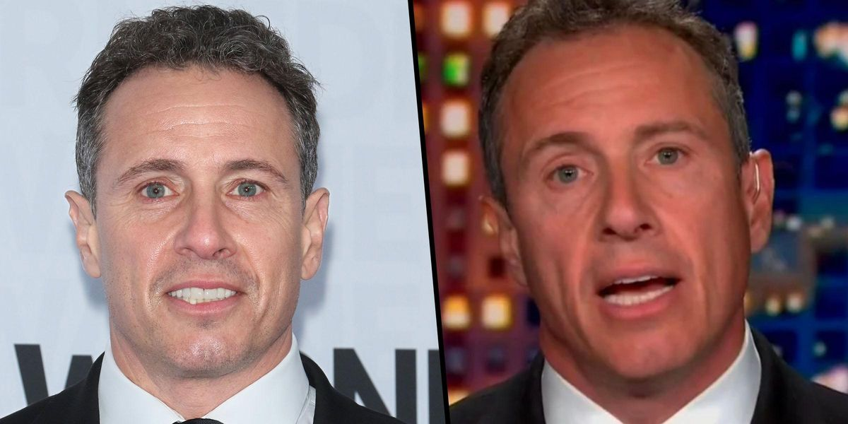 CNN Host Chris Cuomo Gets Ripped for Saying He's 'Black on the Inside'