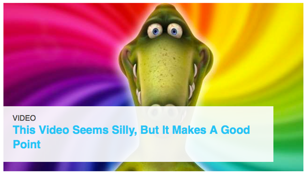 You'll Never Believe Our 5 Favorite Headlines from The Onion's New Site, Clickhole