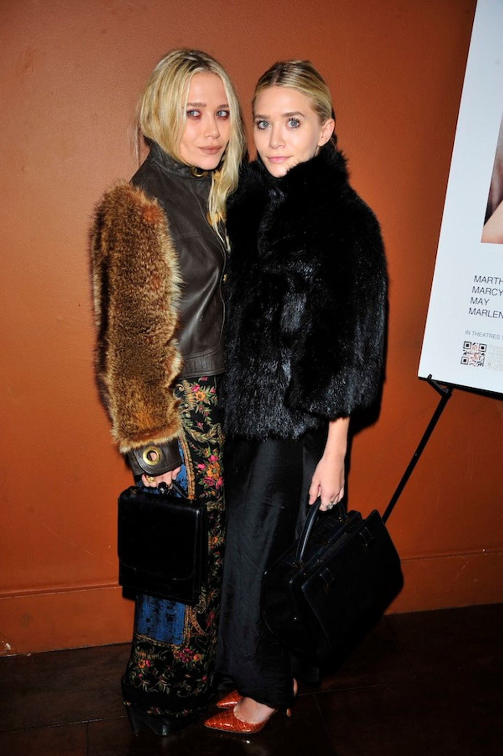 A Salute to the Olsen Twins' High-Fashion Lewks