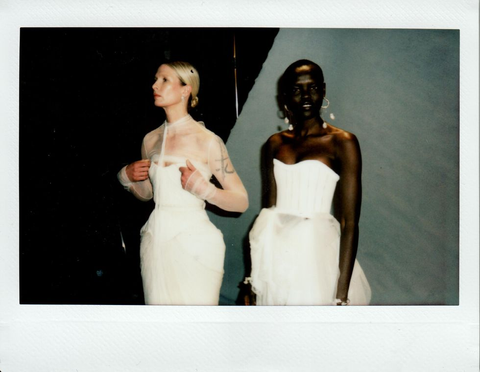 Bridal Label Danielle Frankel Makes Its Ready-to-Wear Debut