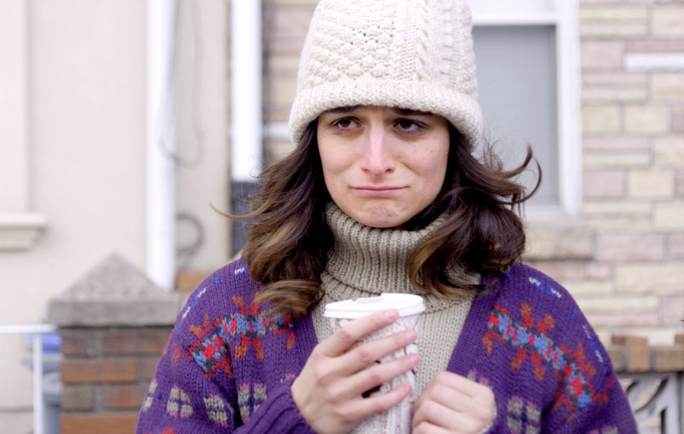 Jenny Slate On Poop Jokes, Puberty and Dad Nightgowns