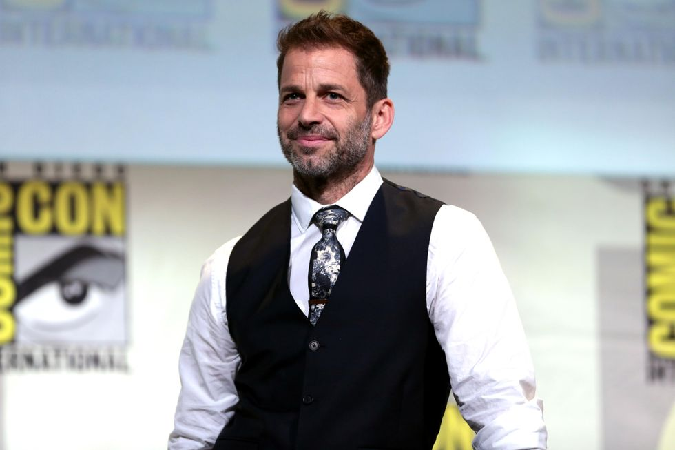 We Need to Talk About Zack Snyder