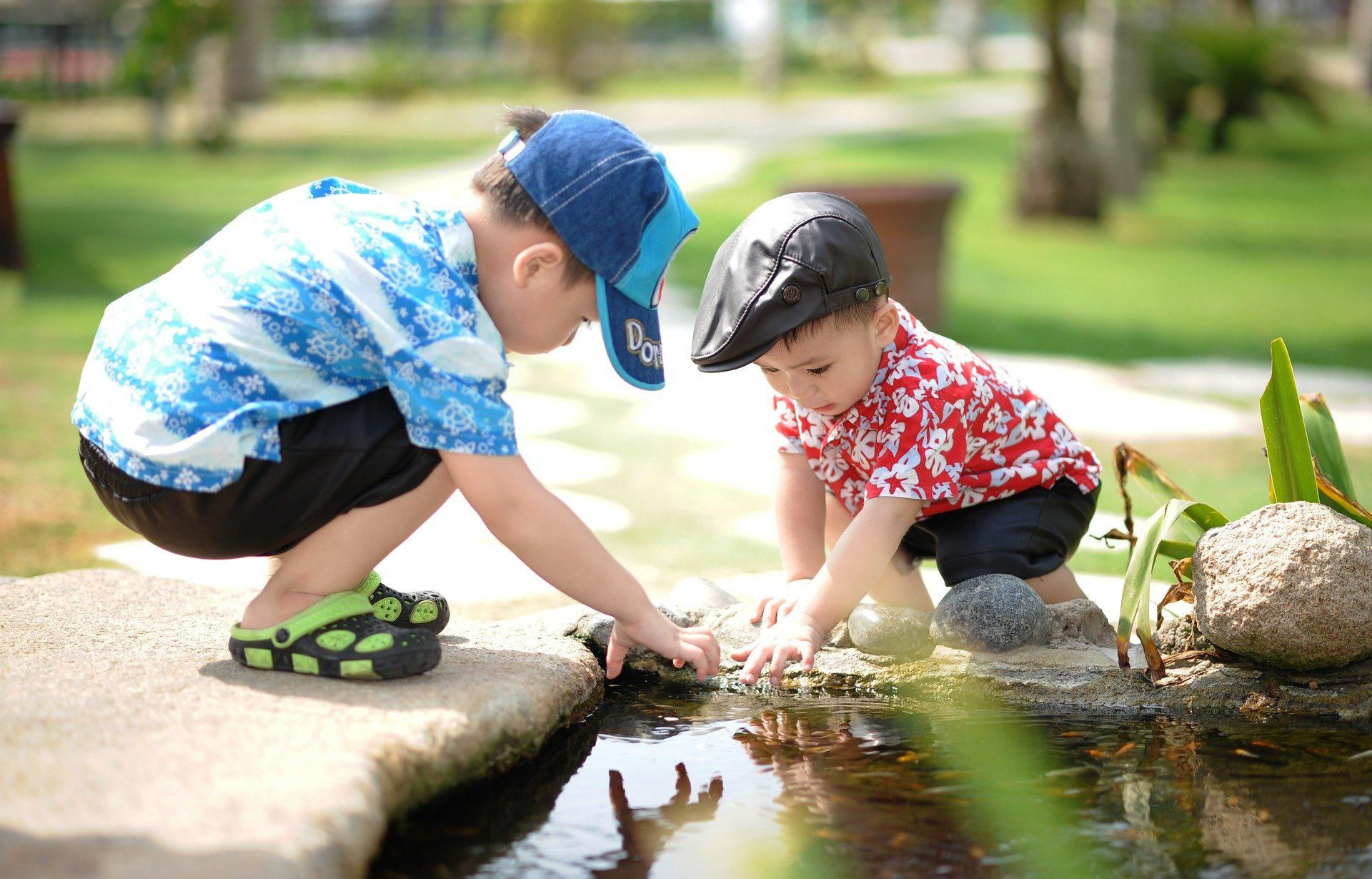 Exposing Kids To Nature Is The Best Way To Get Their Creative Juices Flowing