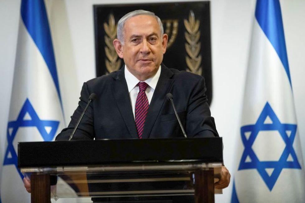 Netanyahu blames Iran for blast on Israeli-owned ship which Tehran denies Raw Story - World RSS Feed RAW STORY - WORLD RSS FEED : PHOTO / CONTENTS  FROM  RAWSTORY.COM #NEWS #EDUCRATSWEB