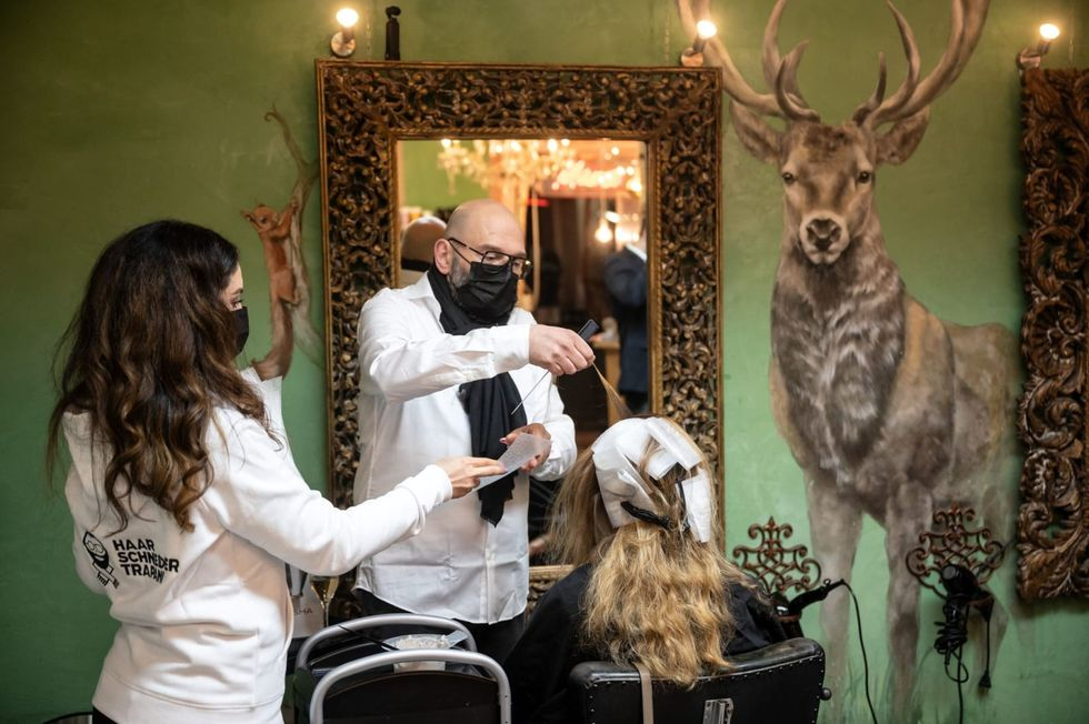 Dishevelled Germans flock to midnight appointments as salons reopen Raw Story - World RSS Feed RAW STORY - WORLD RSS FEED : PHOTO / CONTENTS  FROM  RAWSTORY.COM #NEWS #EDUCRATSWEB