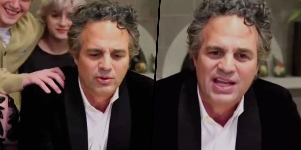 Mark Ruffalo Says We Must 'Turn the Page on the Cruel Past of This Nation' in Powerful Golden Globes Speech