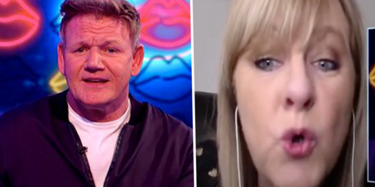 Gordon Ramsay Slammed By TV Viewers For Mocking Contestant's Teeth