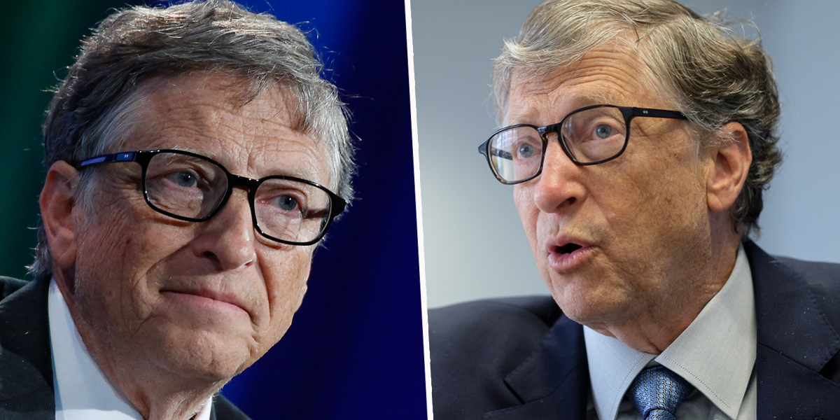 Bill Gates Gives Grim Warning About The World 'Returning To Normal' After Pandemic