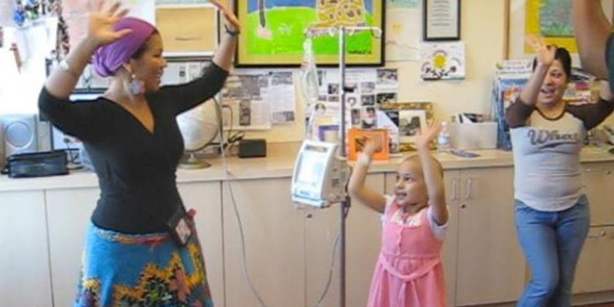 This Organization Is Bringing Dance to Hospitalized Children