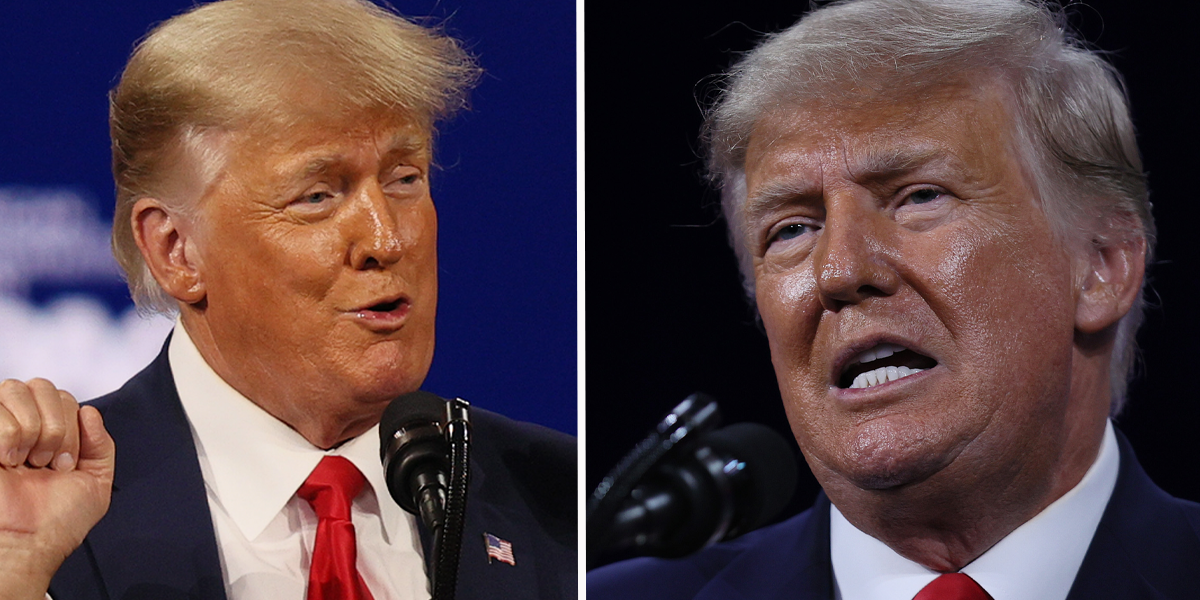 Donald Trump Strongly Suggests He'll Run For President in 2024