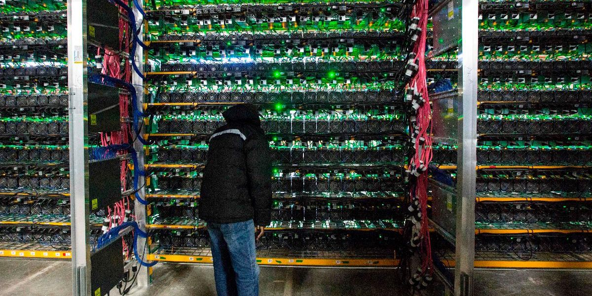 Bitcoin's 'Staggering' Energy Consumption Raises Climate Concerns