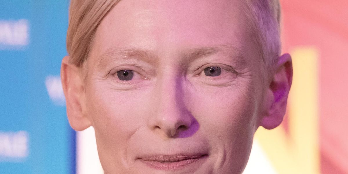 In The Nick Of Time, It's The Tilda Swinton Wait No Jen Psaki White House Press Briefing