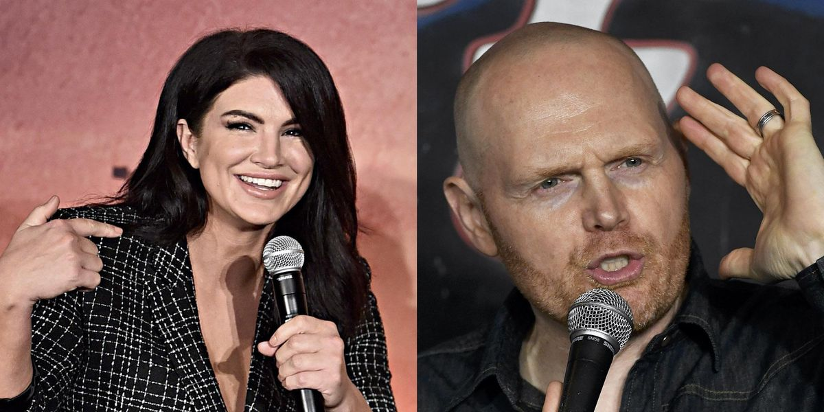 'The Mandalorian' actor Bill Burr defends Gina Carano in ...