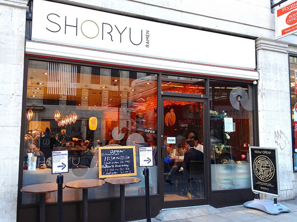 London's Yotam Ottolenghi Tells Us About the Best Noodle Bar in London