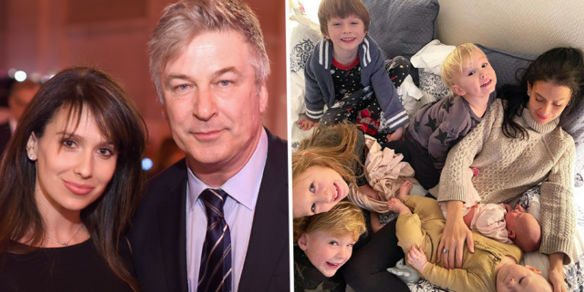 Hilaria and Alec Baldwin Welcome 6th Baby Together, Just 5 Months After Baby Number 5