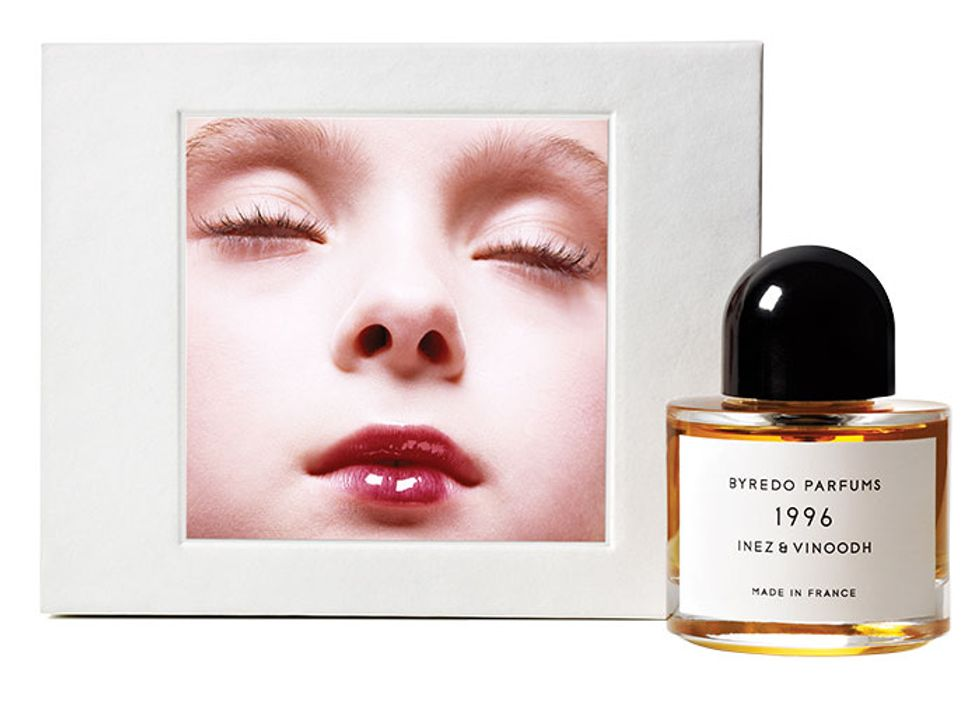 Inez & Vinoodh Team Up With Swedish Fragrance House Byredo