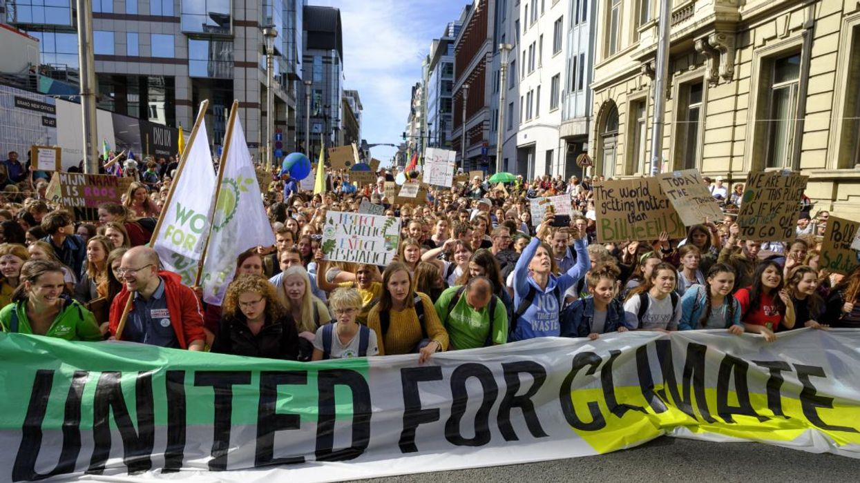 Ahead of UN COP26, Survey Finds International Support for Greater Environmental Protection