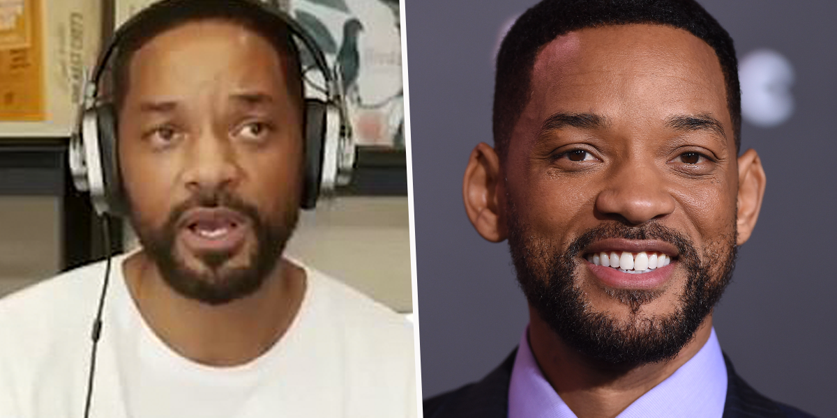 Will Smith Says He's Yet to Meet a Smart Racist