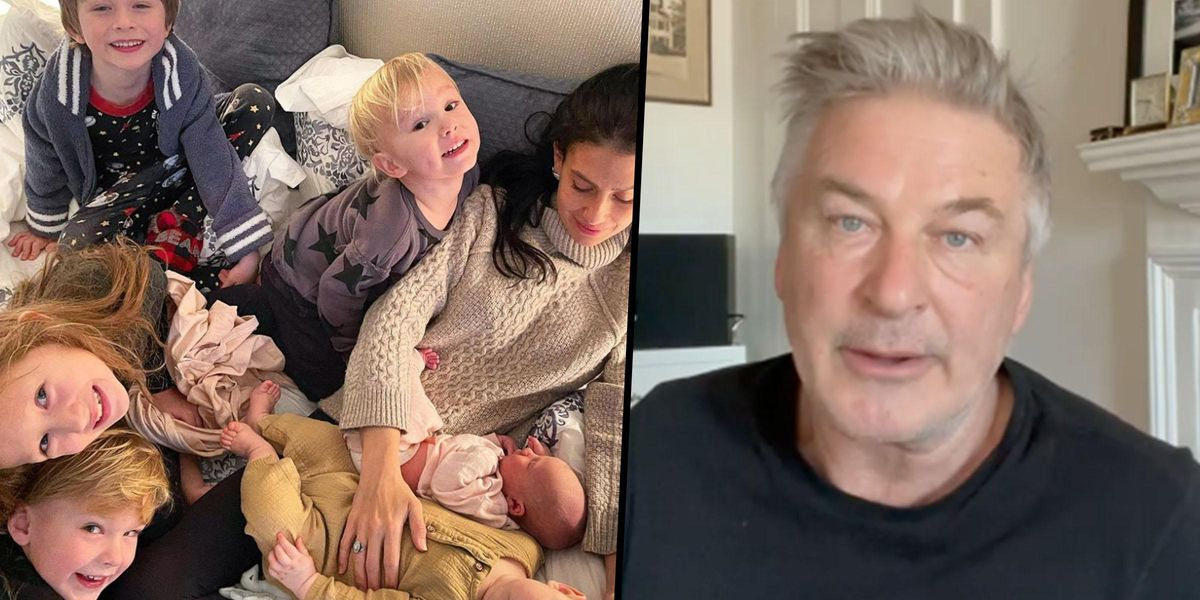 Alec Baldwin Slams Comments Questioning 6th Baby on Hilaria's Post in Sweary Rant