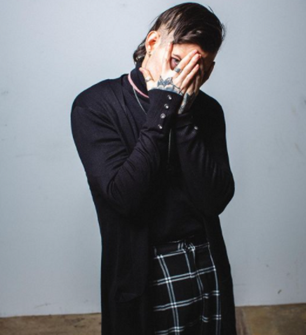 """Nothing, Nowhere's Newly Released """"Trauma Factory"""" Has Got Me Cryin' In The Club"""