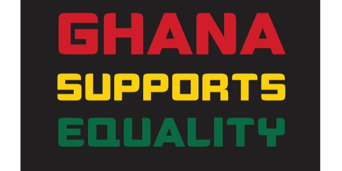 #LGBTRightsGhana: Ghanaians Rally Support For the LGBT+ Community
