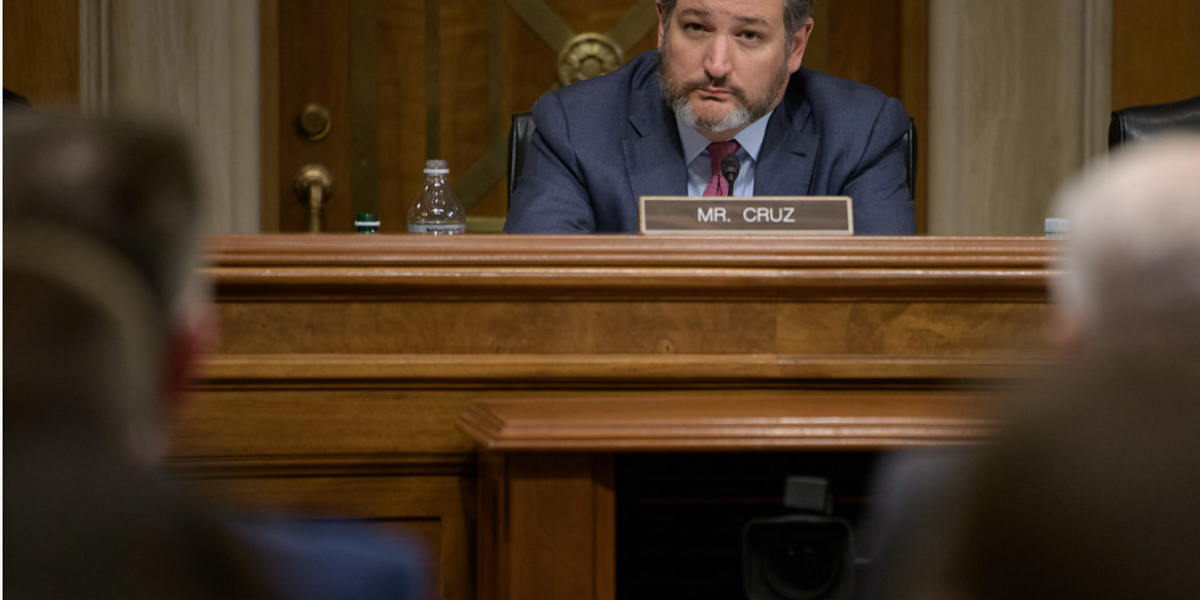 Lyin' Ted Falsehoods About Garland Corrected By Senate Judiciary Chair