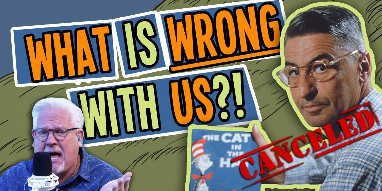 Glenn is FIRED UP about the Left canceling Dr. Seuss: 'We DON'T destroy books'
