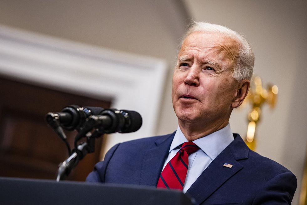 Biden says there will be enough vaccine for every adult in the US by the end of May