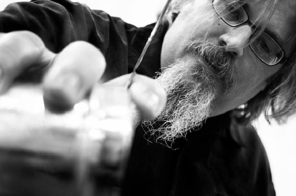 """David Wondrich on His New Brooklyn Gin and Why the Spelling of """"Whiskey"""" Is Nonsense"""