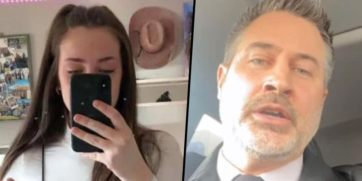 Dad Speaks Out After Teenage Daughter Gets Sent Home From School Over 'Distracting' Outfit