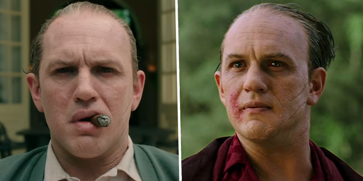 People Are Calling Tom Hardy's 'Capone' on Netflix 'One of The Worst Movies Ever Made'