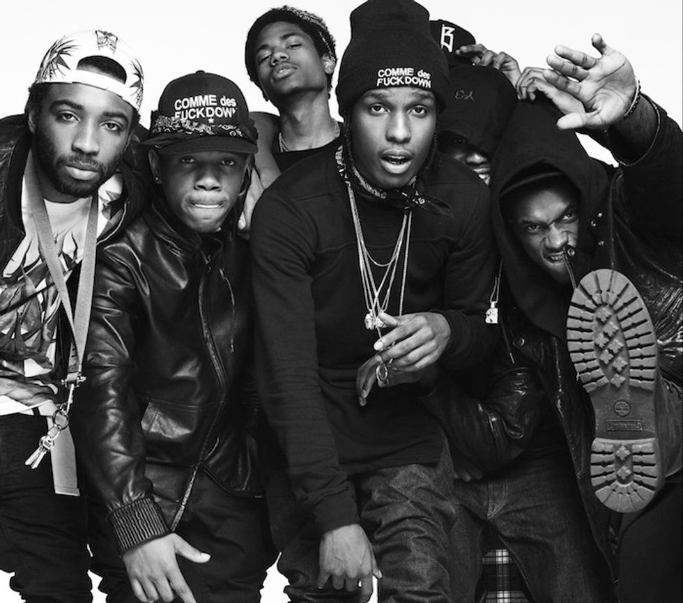 The Top Five Must-Haves From the A$AP Mob Shop