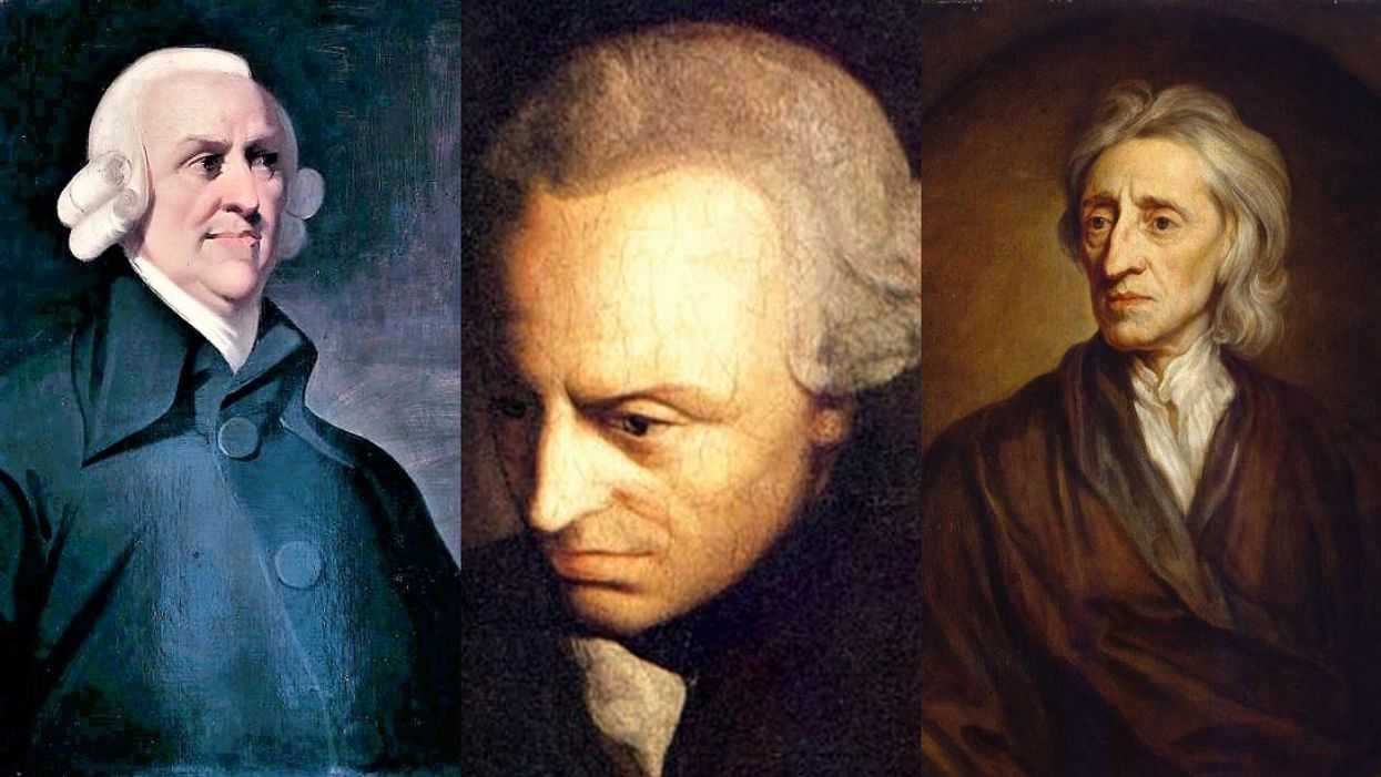 Classical liberalism and three of its founders: explained