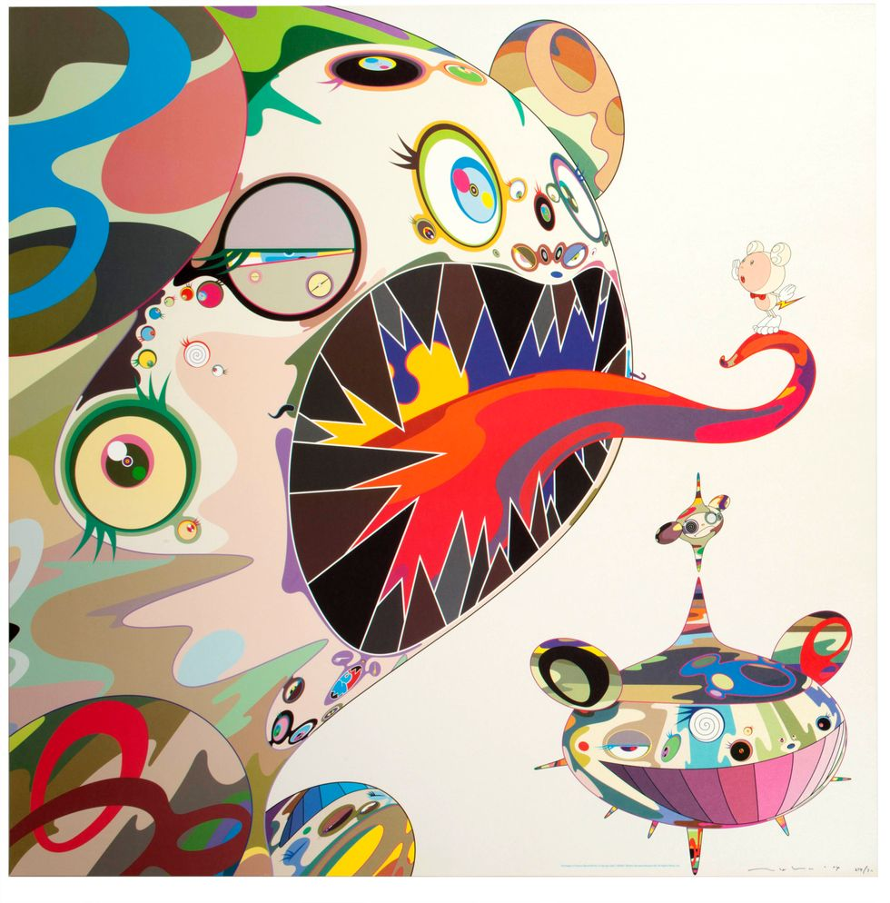 Christie's New Auction, Neon Dreams, Highlights Contemporary Japanese Artists