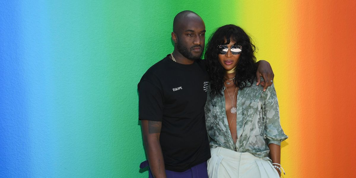 Virgil Abloh, Naomi Campbell Sign Letter Supporting Ghana's LGBTQ+ Community