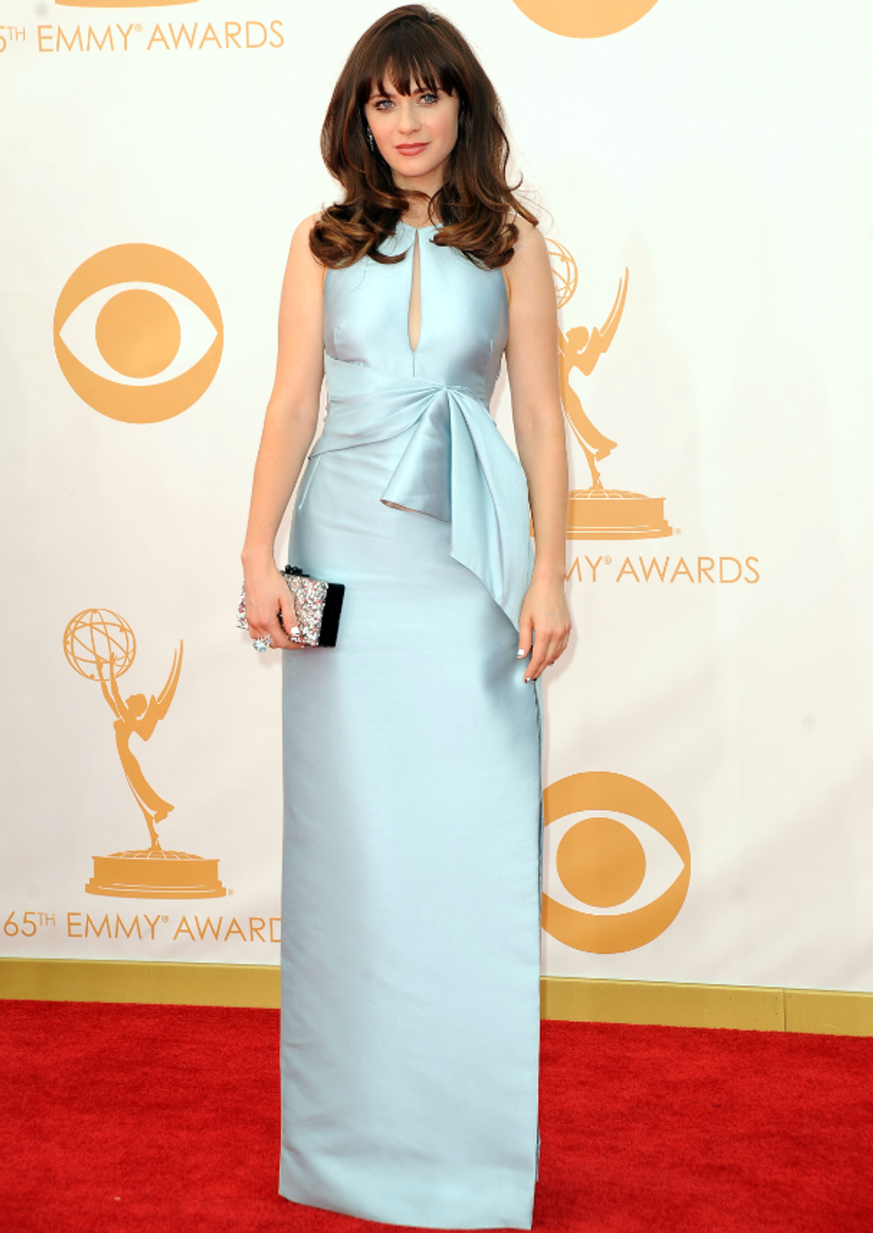 Rating the Fashion at the 2013 Emmy Awards