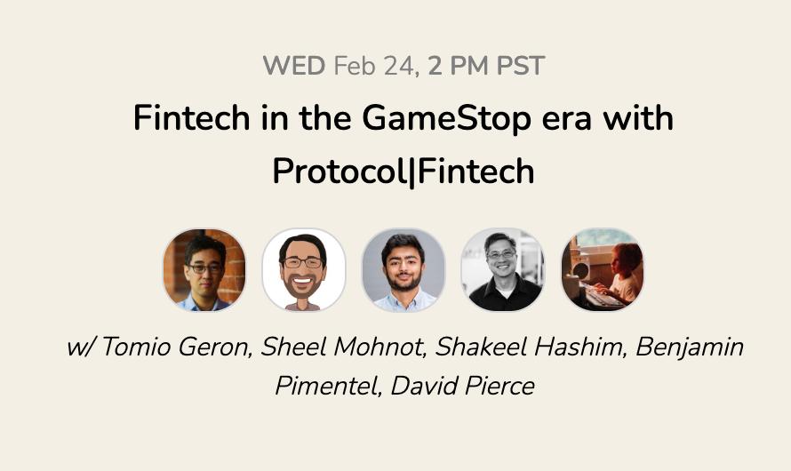 Protocol | Fintech