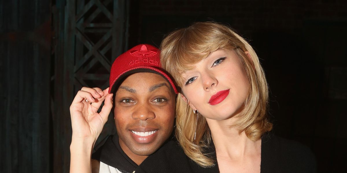 Todrick Hall Accused of 'Slut-Shaming' in His Taylor Swift Defense