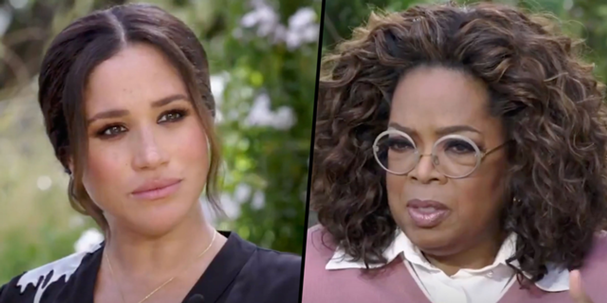Meghan Markle Is 'Not Afraid of Consequences of Speaking Out' in Oprah Interview