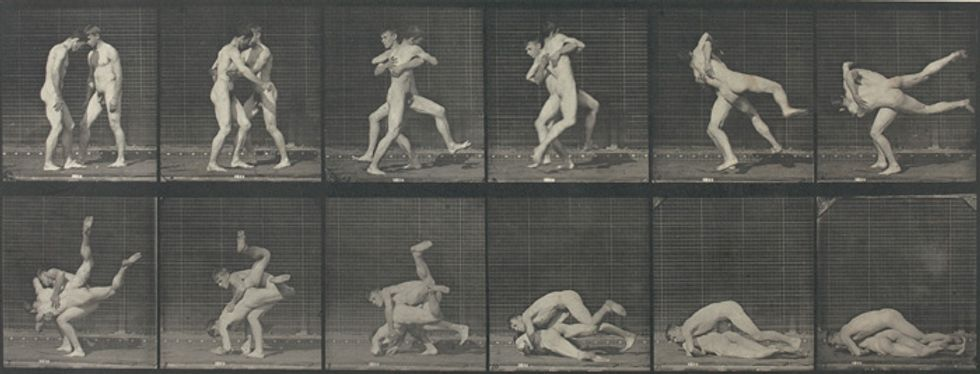 Images from Masculine / Masculine, the Musée d'Orsay's New Exhibit Exploring the Male Nude