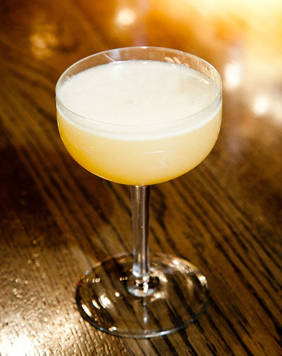 Cocktail of the Week: The Belclare at Grace